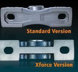 Xforce-Gehäuselager