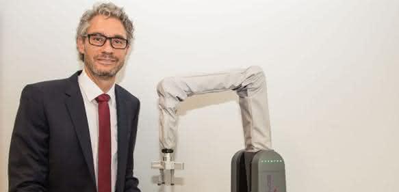 Bionic-Robotics-Geschäftsführer Ralf Teichmann