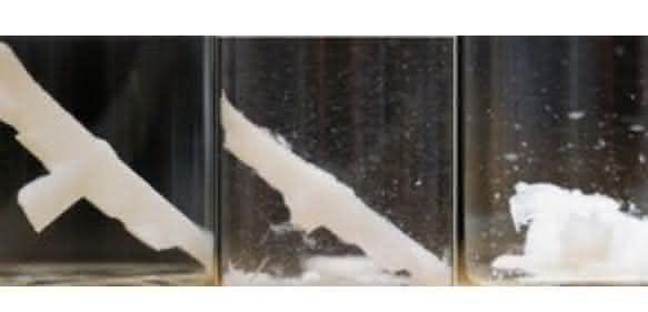 Faserlängenbestimmung in POM: Faserlängen an verstärkten Polyoxymethyenen analysieren