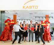 Kasto Eröffnung Singapur