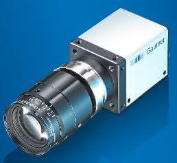 Baumer GigE-Kameras der TX-Serie