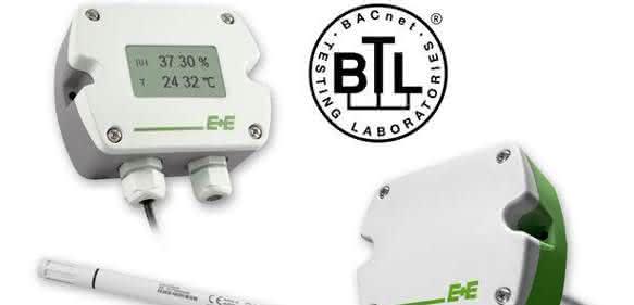 Messumformer der Serie EE210 und EE160 von E+E Elektronik