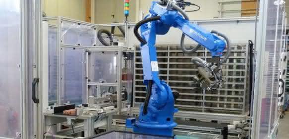 Dr. Hafner Montage- und Produktionssysteme auf der Blechexpo