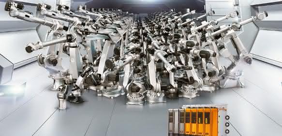 Comau BR Robotersteuerungen