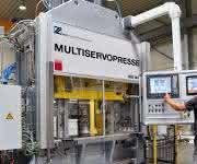 Servospindelpresse von H & T Produktionstechnologie