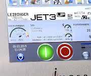 Continuous Ink-Jet-Drucker Jet3up von Leibinger