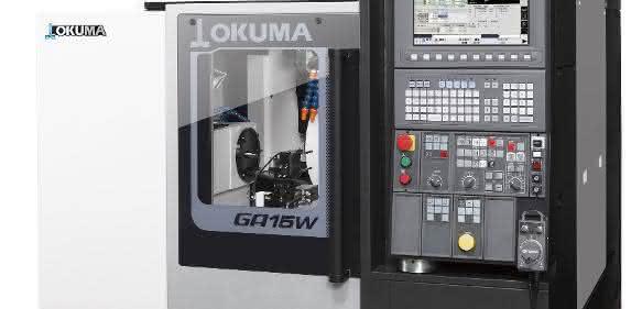 Okuma Schleifmaschine GA15W