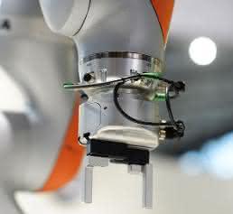 Zimmer R800 für kollaborativen Robotereinsatz