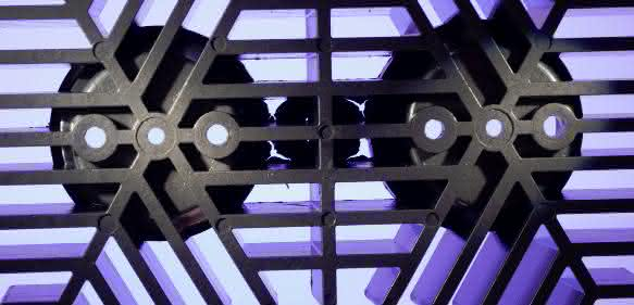 wärmeleitendes Polycarbonat verhilft Kühlkörpern zu einem guten Wärmemanagement, bietet aber mehr Designfreiheit als das herkömmlich verwendete Aluminium