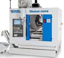100PS Power Skiving Maschine von Gleason