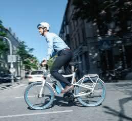 Wasserstoff-E-Bike von Linde