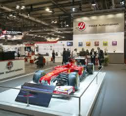 Haas Formel-1-Rennwagen