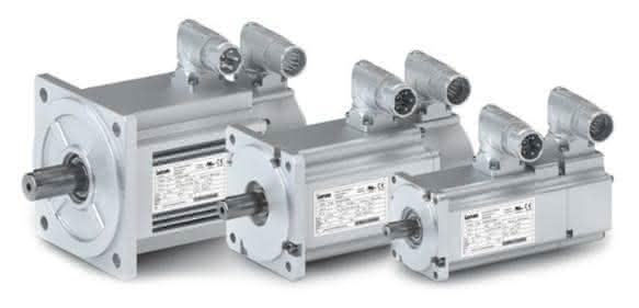 Servo-Synchronmotoren von Lenze