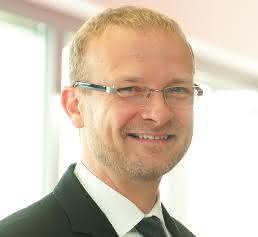 Geschäftsführer Christian Behringer
