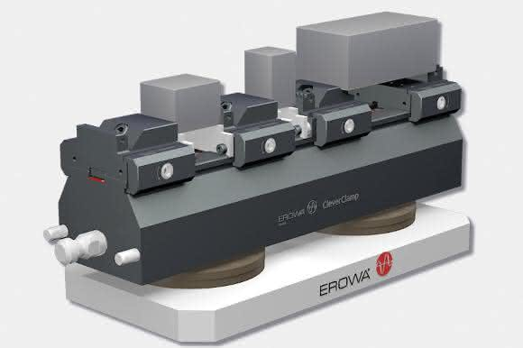Erowa CleverClamp System