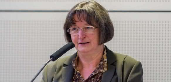Projektleiterin Annemarie Lipp