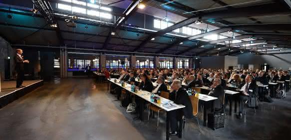 Wittenstein Tagung Urbane Produktion Plenum