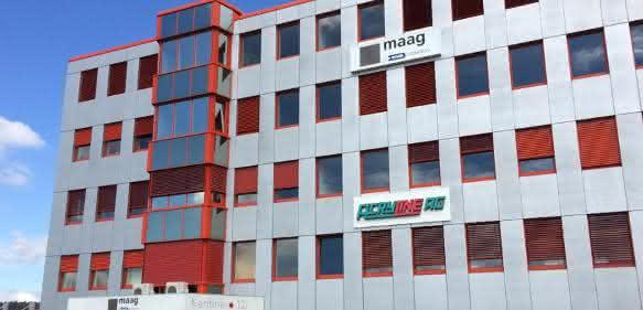Hauptsitz von Maag in der Schweiz. (Bild: Maag)