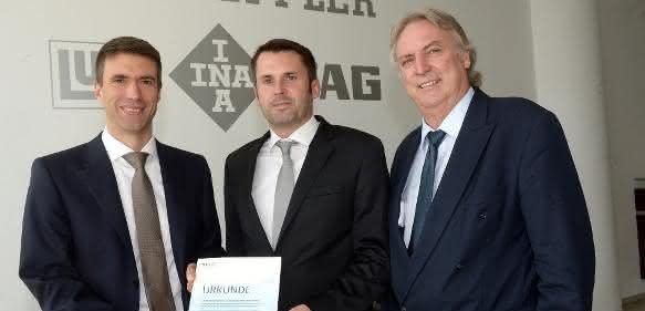 Stefan Müller, Peter Gutzmer, Dennis Arnhold