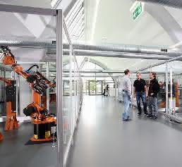 Kuka Roboter Niederlassung Braunschweig
