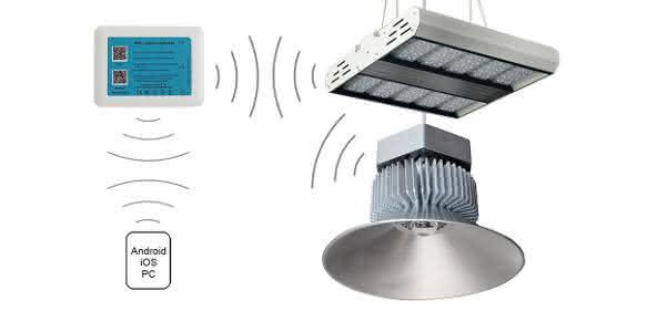 Ledaxo Lichtsteuerung