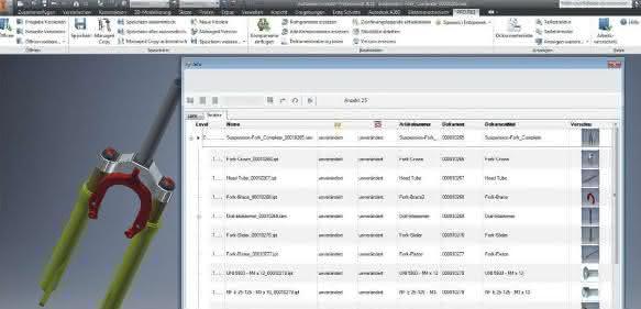 Produktdaten- und Dokumentenmanagement-System