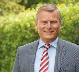 Peter Schneck, Geschäftsführer von TDM Systems