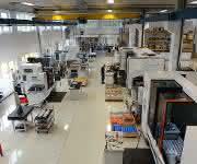 Neue Produktionshalle von Promess