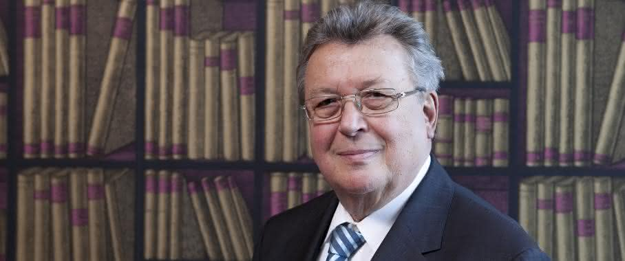 Reinhold Festge VDMA-Präsident