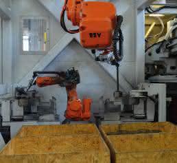 Roboter-Sortiersystem Kasto Sort