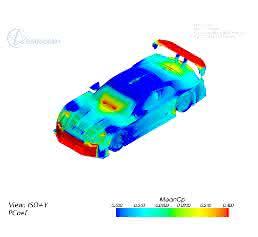 Druck am Frontkotflügel beim 2013er Modell