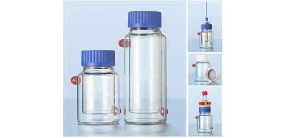 DURAN® GLS 80® Weithalsflasche