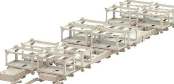 Montage- und Transportsystem