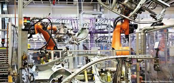 Groschopp-Motoren in der Automobilindustrie