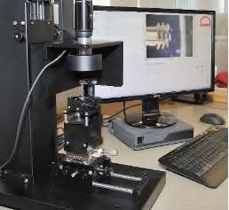 Mikrowerkzeuginspektor µ-View