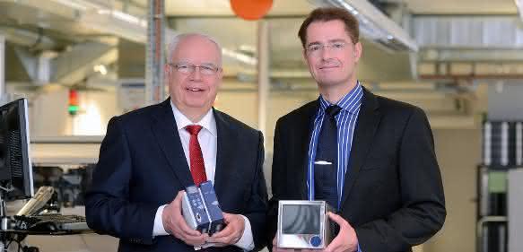 Jumo-Geschäftsführer Bernhard und  Michael Juchheim