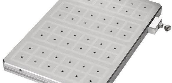 Magnetspannplatte