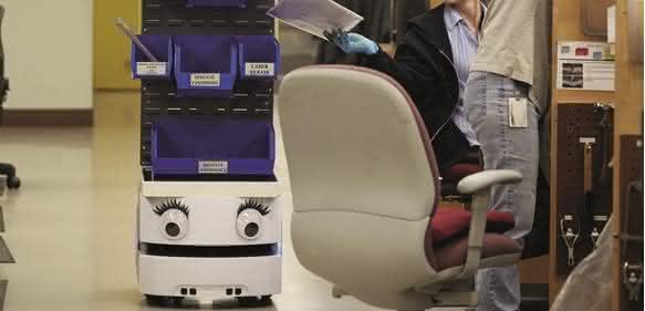 Roboter Stella bei Stuller