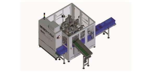 Fertigungszelle MHM 211424 von Martin Mechanic