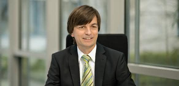 Dr. Thomas Scholtis, CFO beim Softwareanbieter Sage