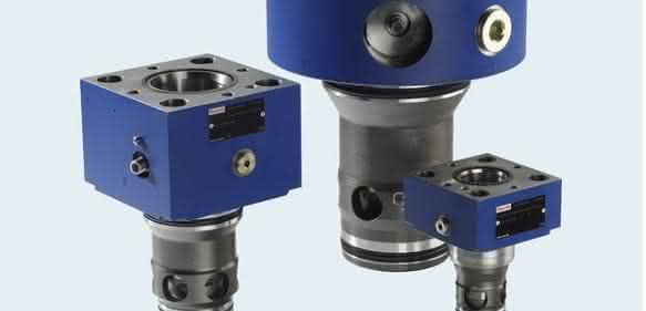 2/2-Wege-Einbauventile LC2A-1X von Bosch Rexroth