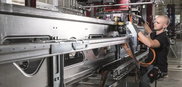 TGW-Produktion