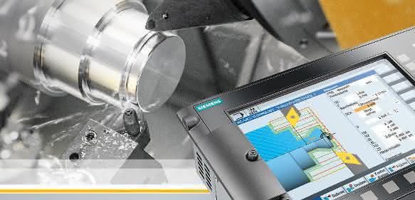 CNC-Steuerung mit Siemens neuer Sinumerik 828