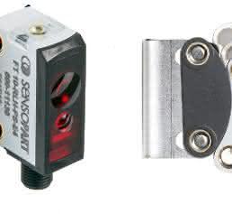 Mit der geringen Baugröße von 21 x 14 x 8 mm sind die Subiminatursensoren auch unter beengten Platzverhältnissen einsetzbar. Die Schwalbenschwanzhalterung ermöglicht eine einfache Montage und Feinausrichtung.