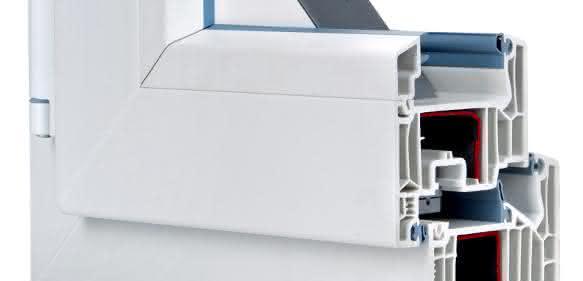 TPE wird als Alternative zum Einsatz von TPV bei der Produktion von Fensterdichtungen angeboten. (Bild: Teknor Apex)