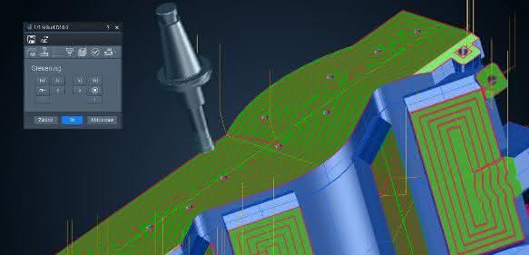 CAD/CAM-Technologie: Prozesseffizienter und bedienerfreundlicher