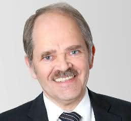 Prof. Dr. René Beigang vom Fachbereich Physik der Technischen Universität Kaiserslautern