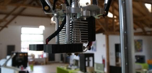 Druckkopf 3D-Drucker DeltaTower