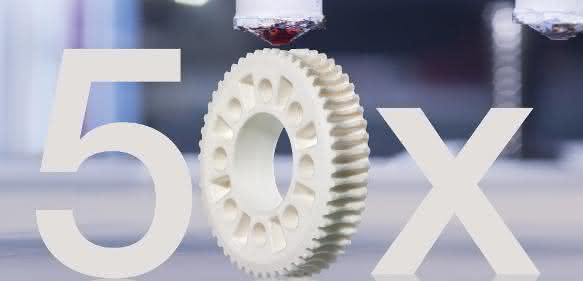 Igus bietet 3D-Druckservice