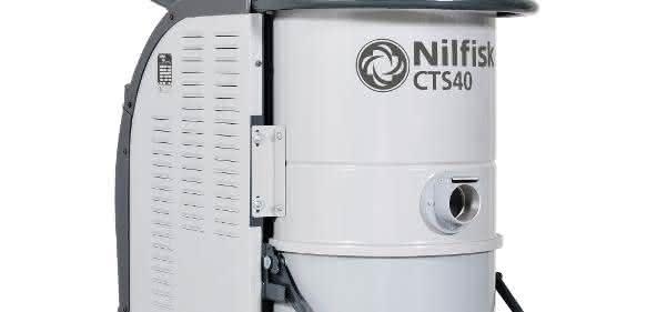 Nilfisk Industriesauger Euromold